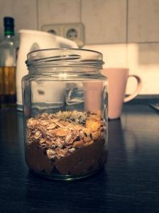Vegan Chocolate Porridge