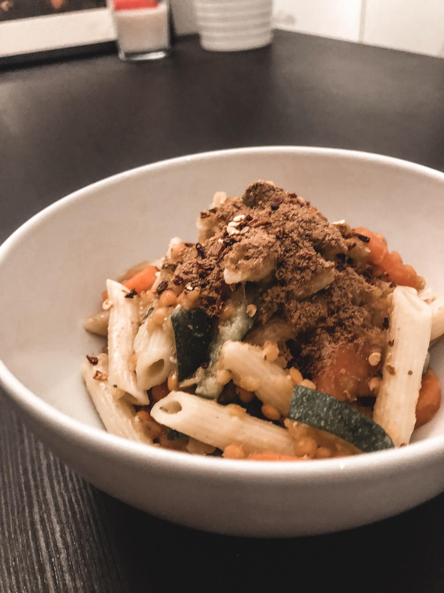 zucchini-linsen-pasta